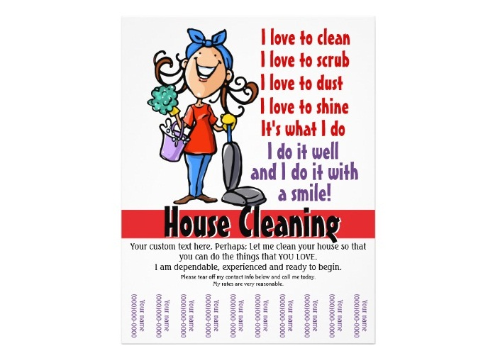 House Cleaning Flyers Images  Reverse Search