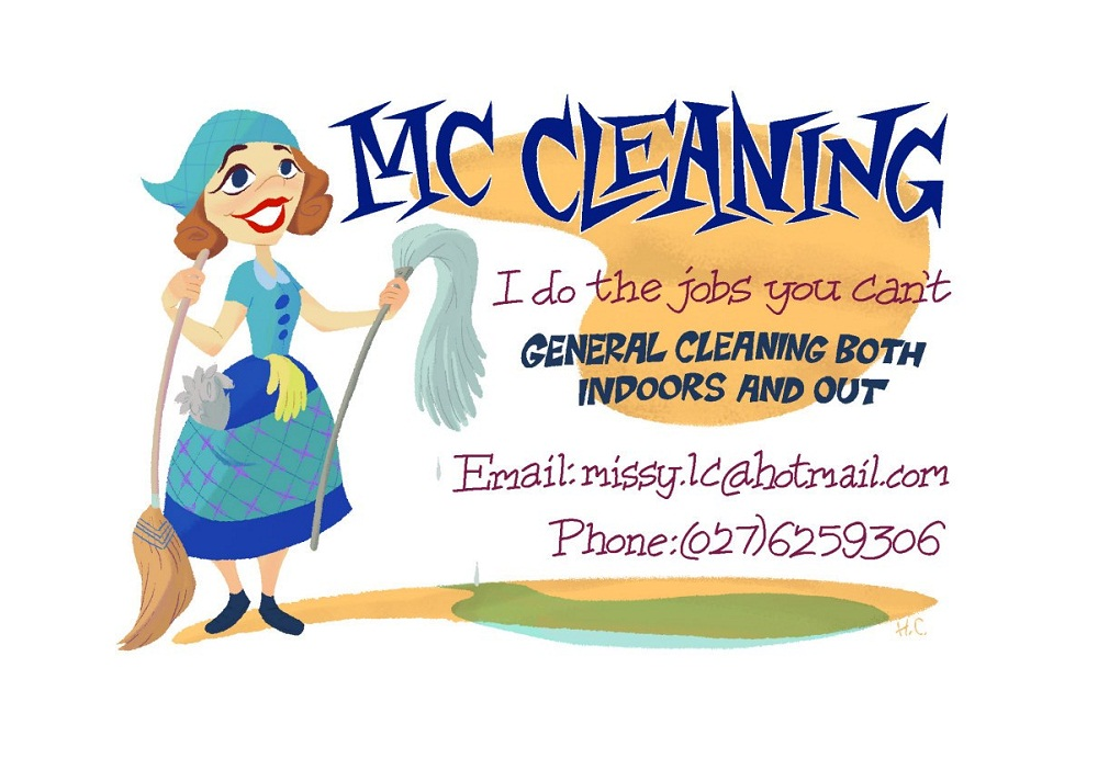 Residential & House Cleaning Business Flyer Examples ...