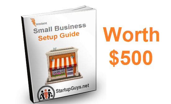 instant small business setup kit