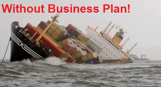 without business plan