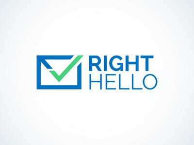 righthello logo