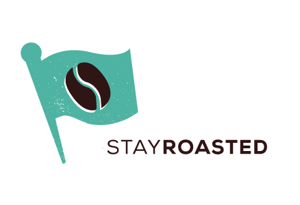 stay roasted logo