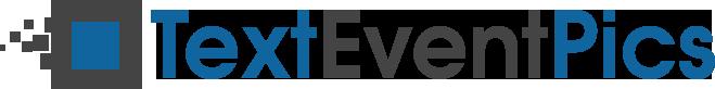 texteventpics logo