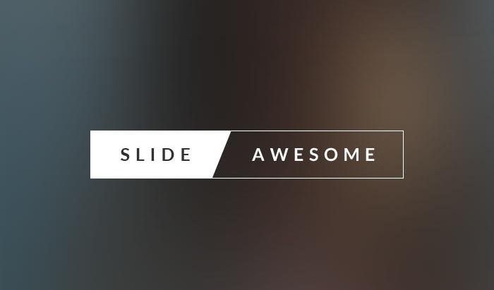 SlideAwesome logo