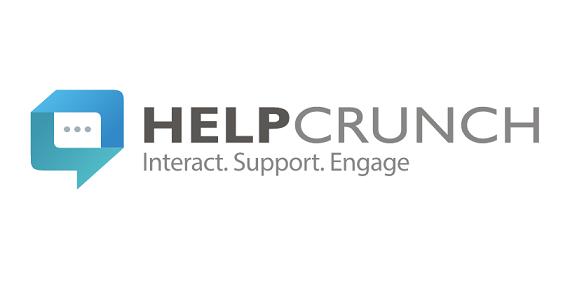 helpcrunch logo