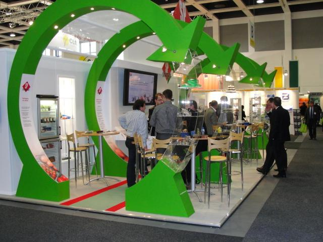 Trade Event Stands : Trade show display booth engagement ideas to get more
