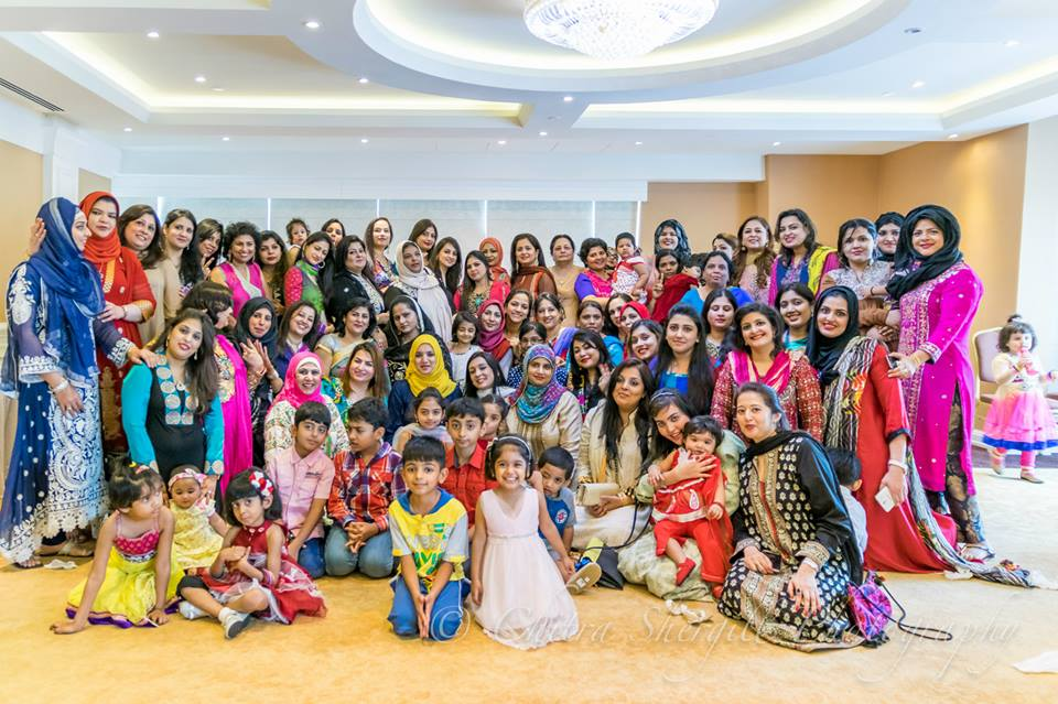 A glimpse of an event by UAEMUMS - Click the image to see full size