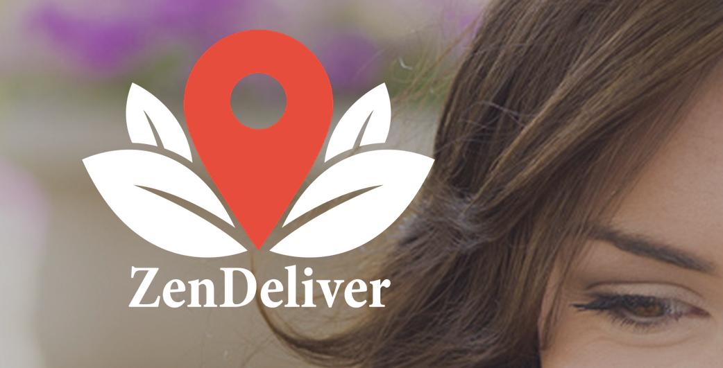 zen deliver logo