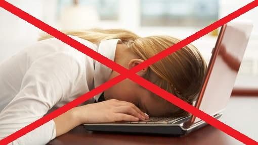 do not over stress