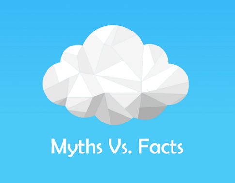 cloud hostnig myths main image