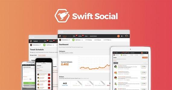 swift social main image