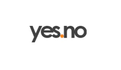 yes no logo