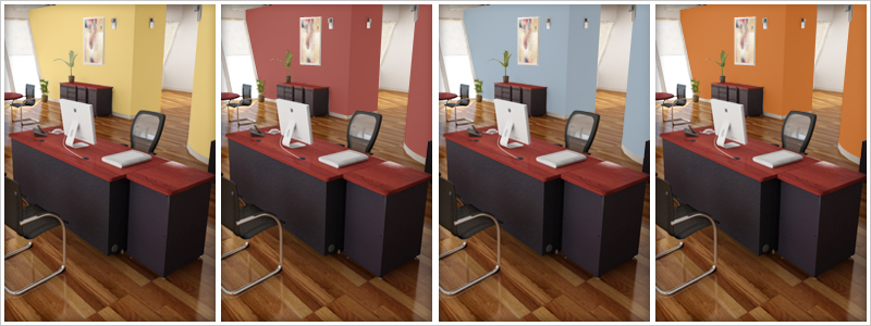How To Choose Right Home Office Color 2