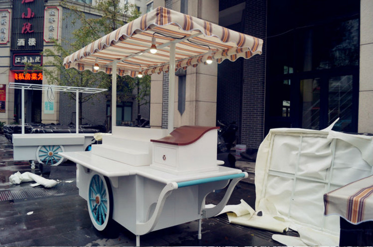 mobile food kiosk design ideas 2