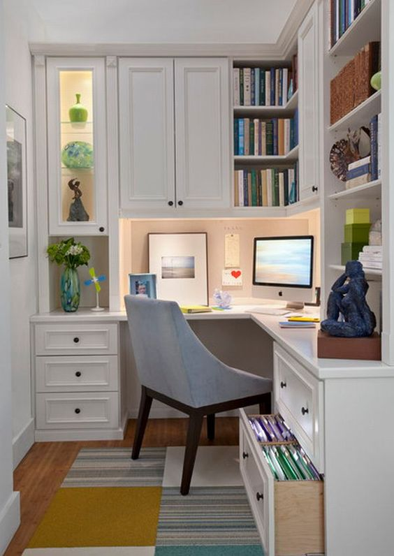 small home office design ideas 2