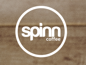 spinn coffee logo
