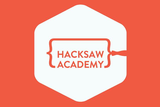 hacksaw academy logo