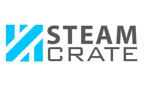 steamcrate logo
