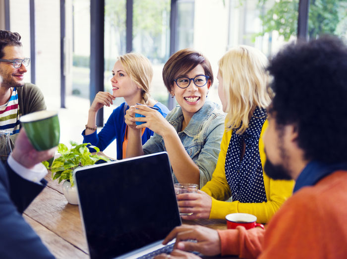 social relationships at workplace