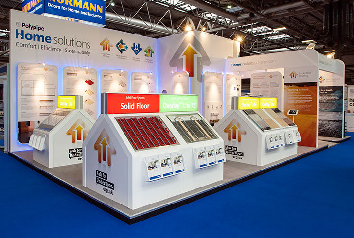 Marketing Exhibition Stand Goals : Innovative ideas to attract audiences at an exhibition