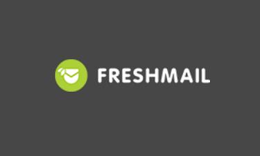 Znalezione obrazy dla zapytania freshmail logo