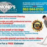 commercial cleaning flyers examples