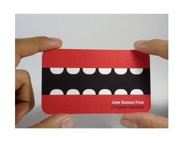 Dentist business cards selol ink dentist business cards colourmoves