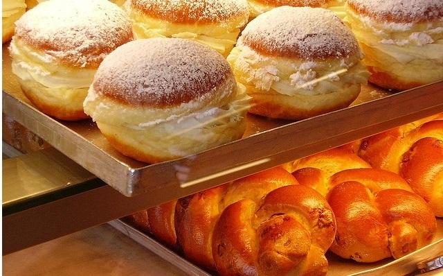 bakery startup equipment list