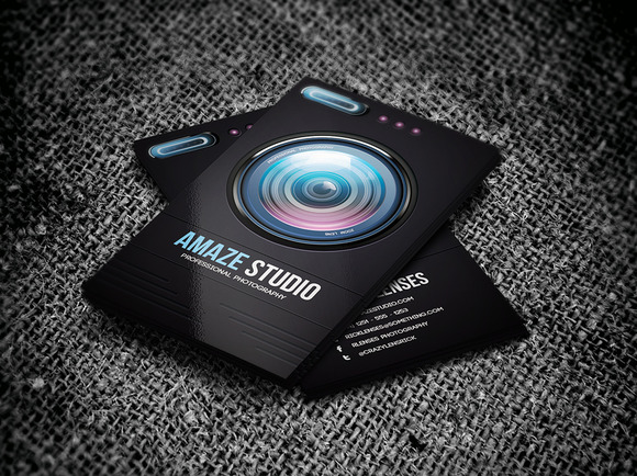 Photographer Business Card Samples Amp Ideas Startupguys Net