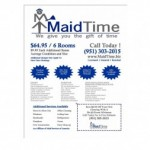 sample house cleaning flyers