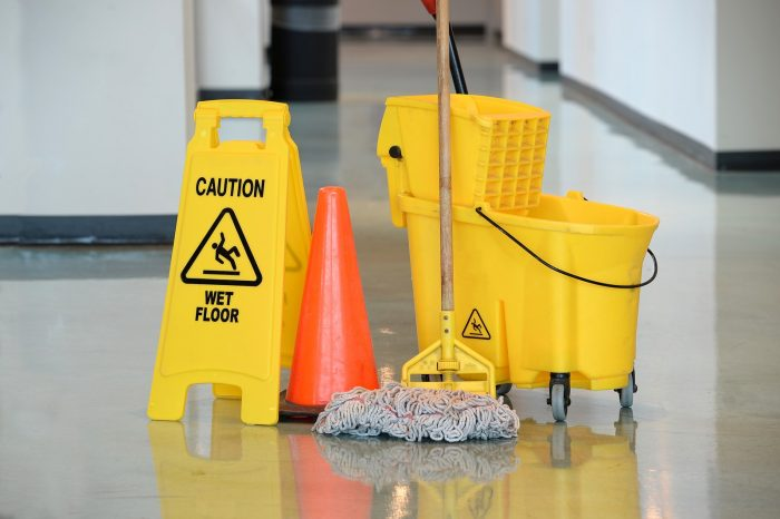 commercial kitchen & office cleaning services business