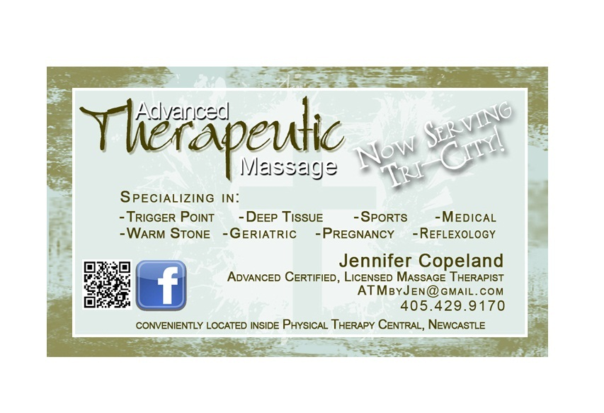 Massage Therapist Business Card Samples Amp Ideas