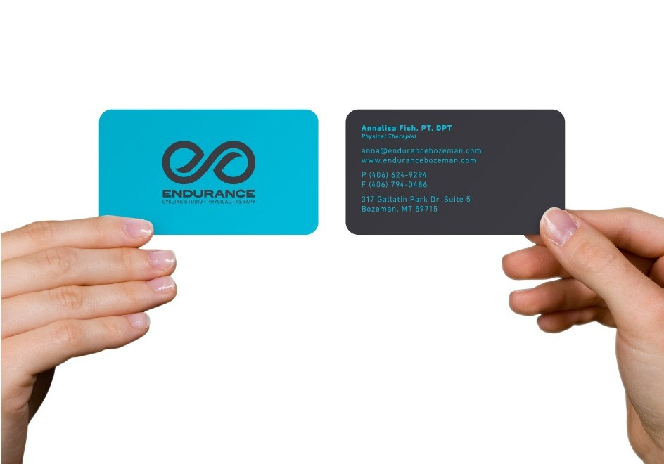 Physiotherapy Business Card Design Ideas & Samples | StartupGuys.net