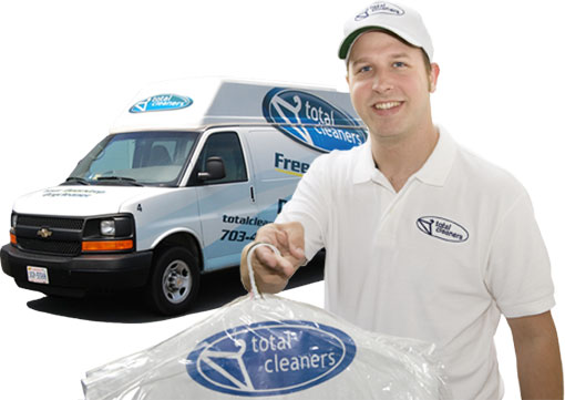 pick & deliver dry cleaning