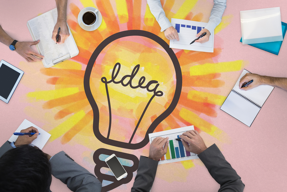 how to come up with a business idea startupguys net