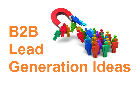100+ B2B Lead Generation Ideas