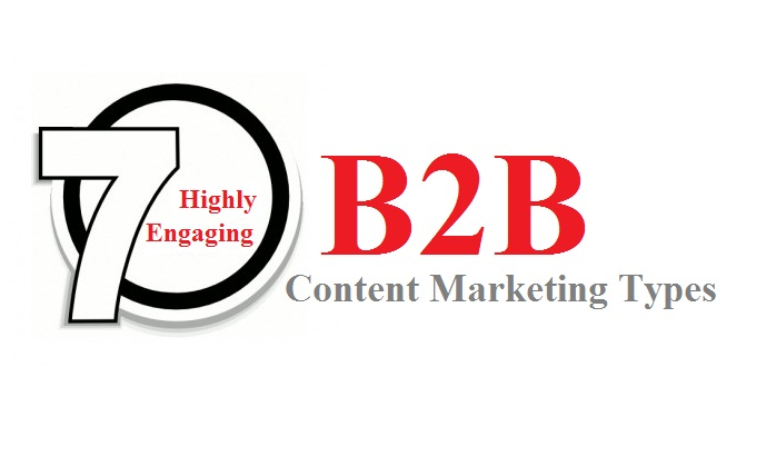 7 highly engaging b2b content types