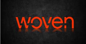 woven digital logo
