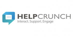 helpcrunch logo