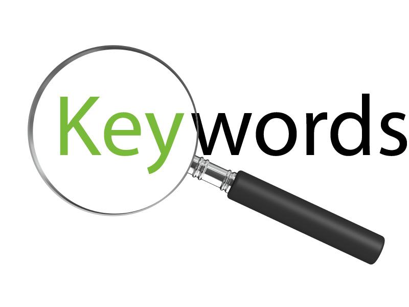 keywords and seo