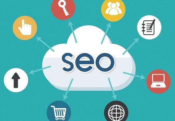 startup website seo