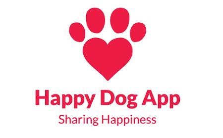 happy dog app logo