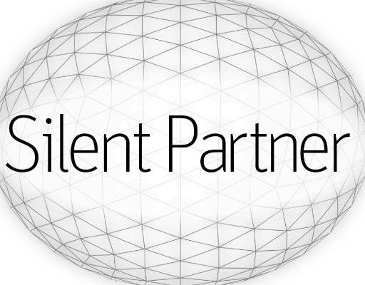 silent partner logo