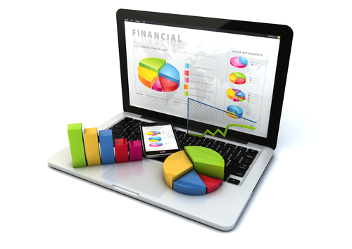 use financial software