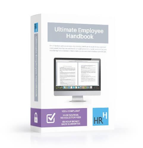 employee handbook contents