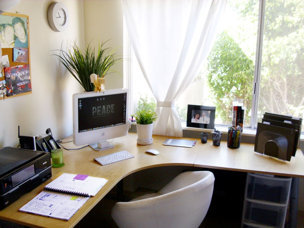 Home Design Ideas Com: Home Office Design Ideas For Small Spaces » StartupGuys.net