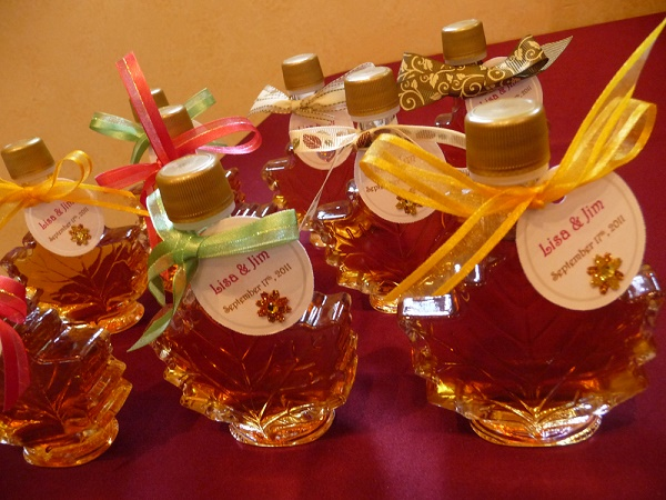 mapple syrup creative packaging