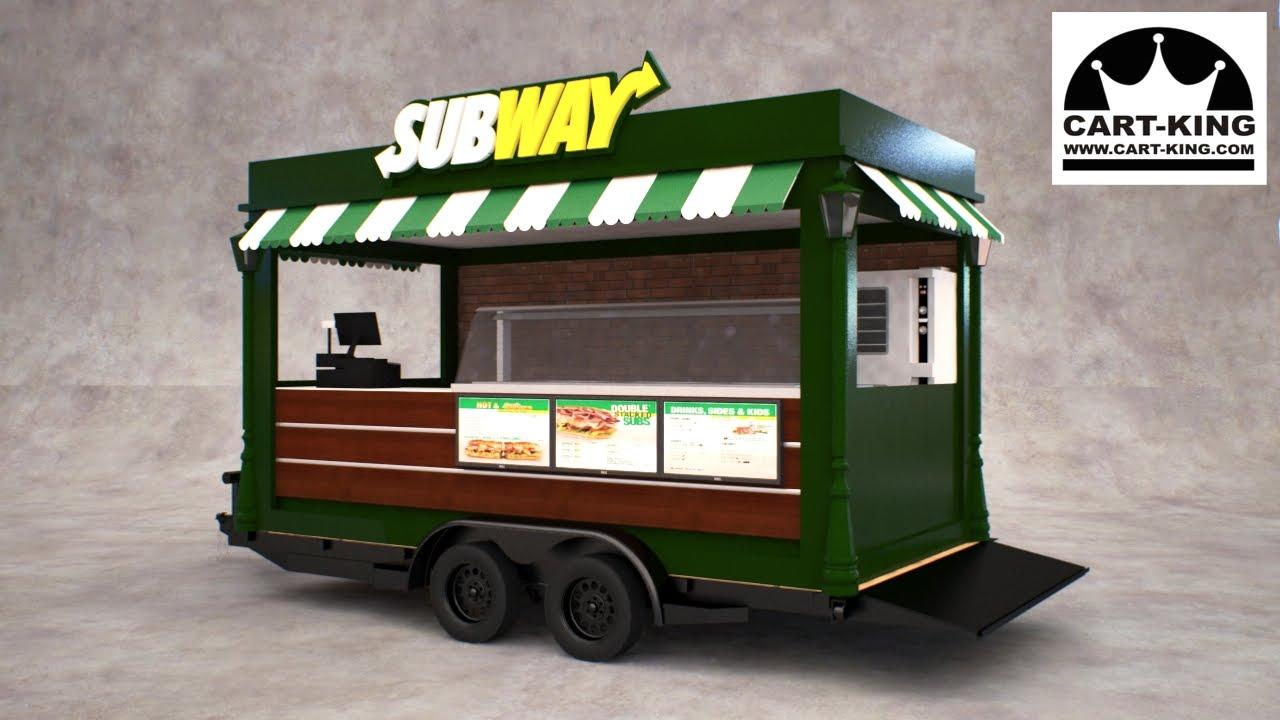mobile food kiosk design ideas 7