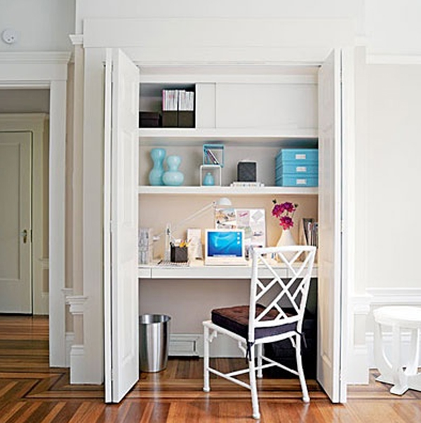 Small Home Office Design Ideas 4