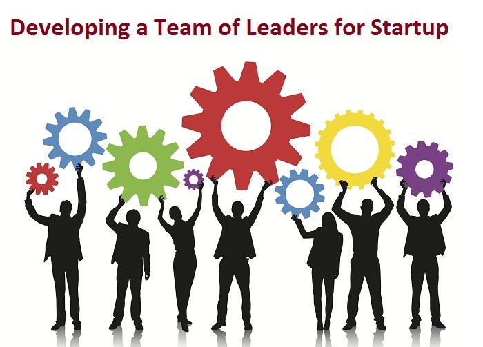 team of leaders